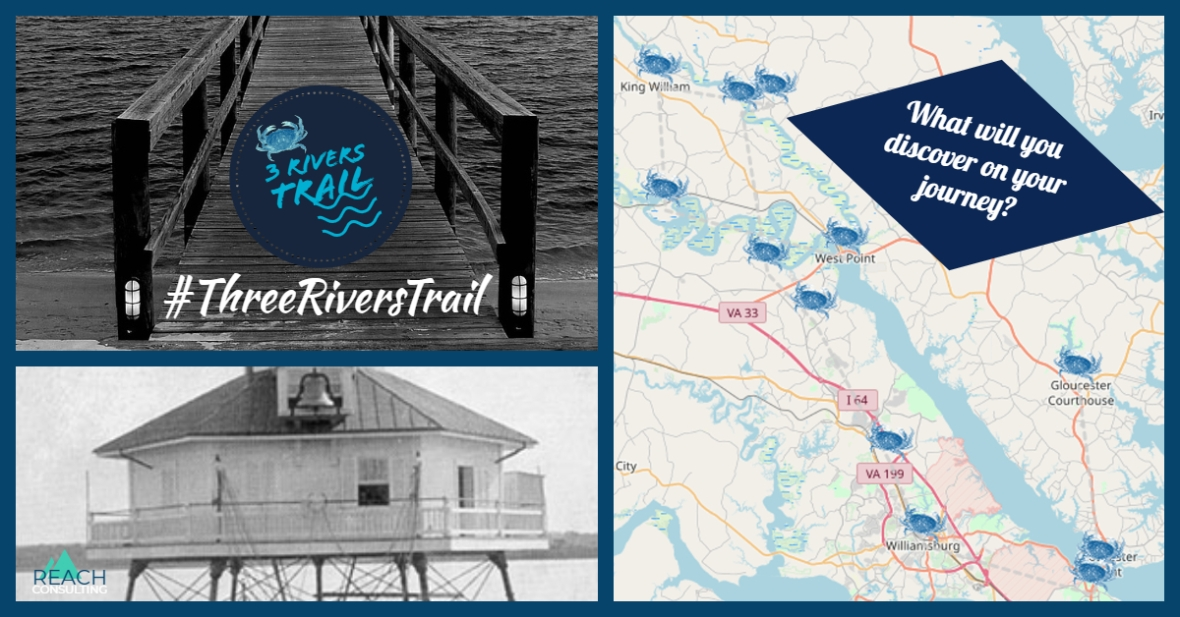 3 rivers trail map 2019
